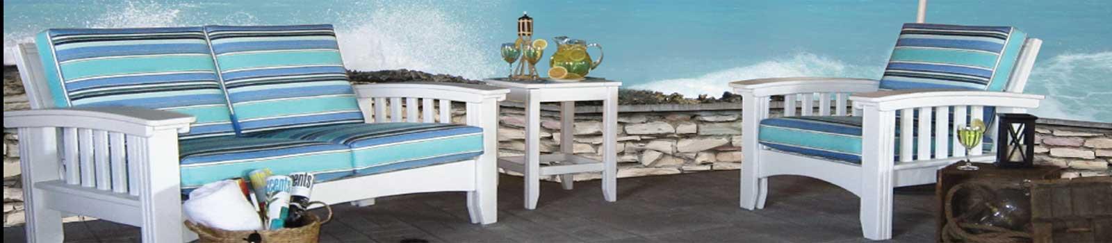 Superb amish patio furniture