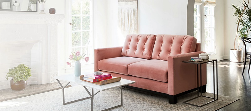 Affordable Apartment size sofas