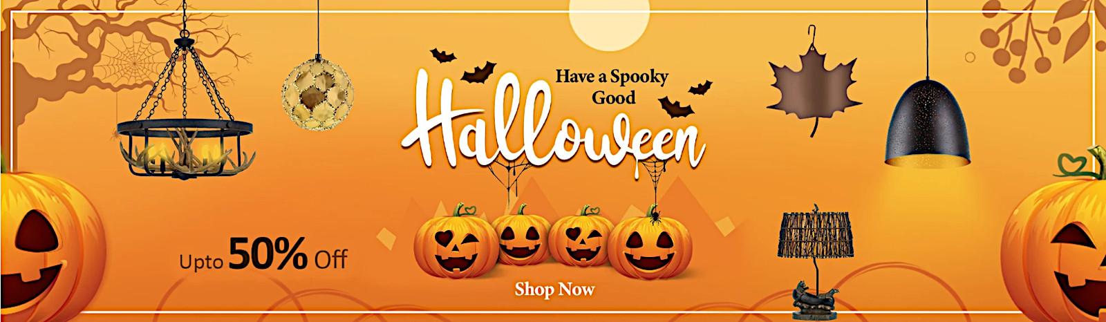 Cut-price Celebrate Halloween