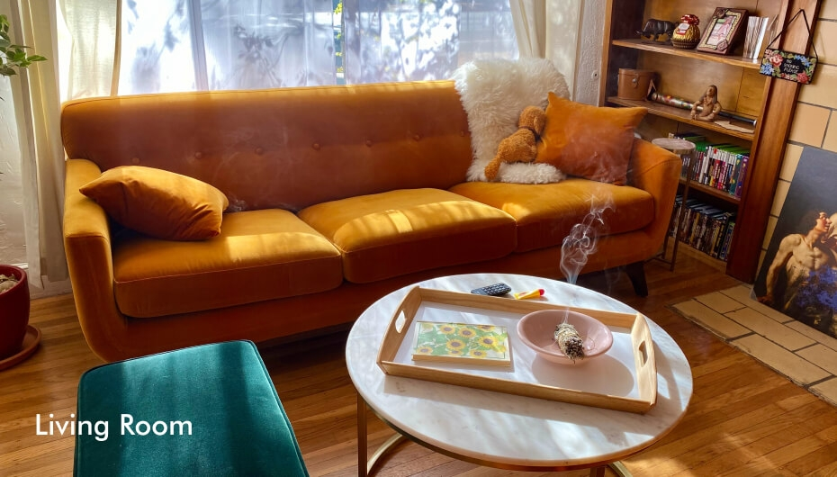 Easy of use living room furniture and decor