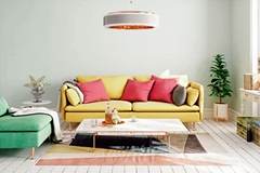 Tips to add colors to your home decor