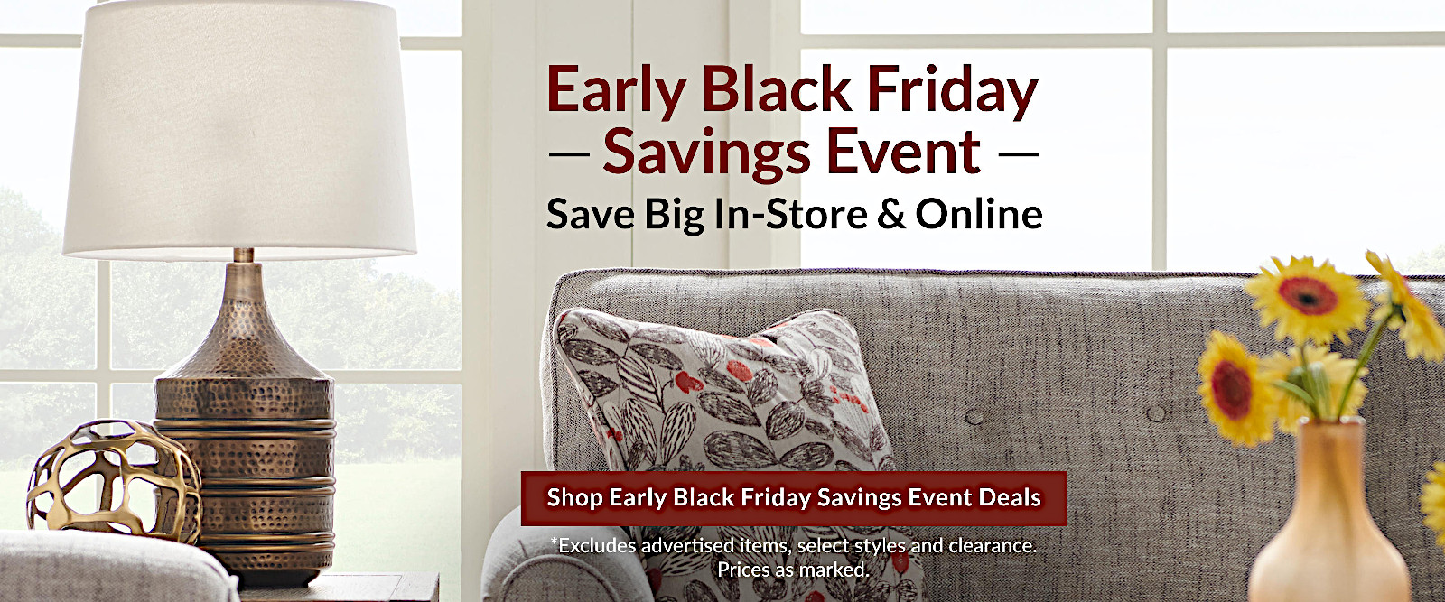 Remarkable Early Black Friday