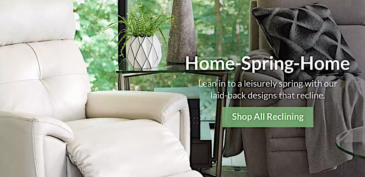 Home Spring Home