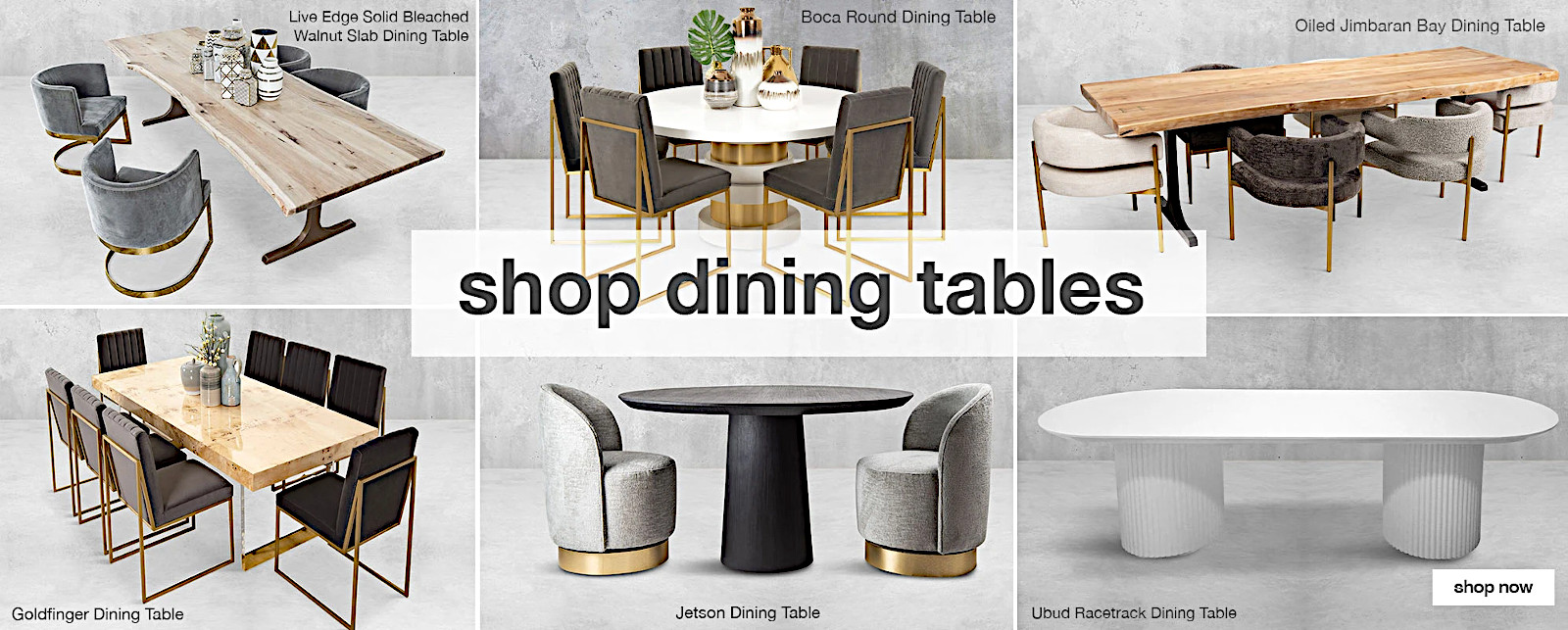 Lovable modern dining tables and chairs