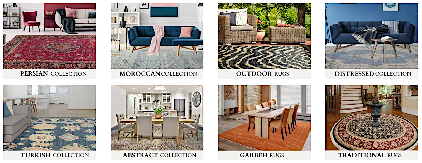 Valuable area rugs