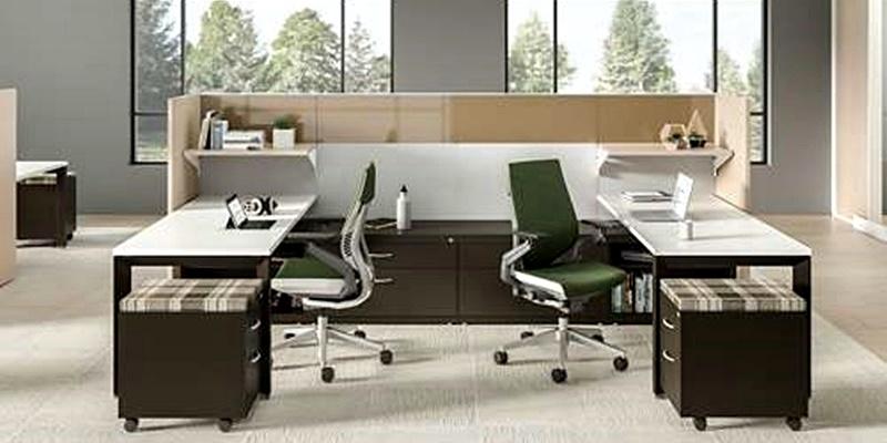 User friendly Steelcase furniture