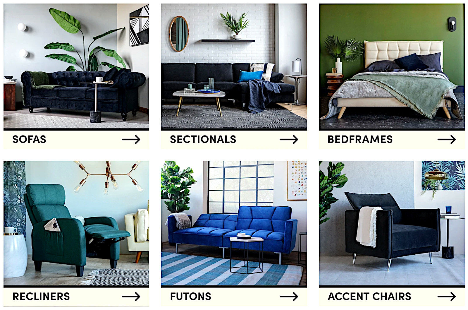 Best selling designer furniture