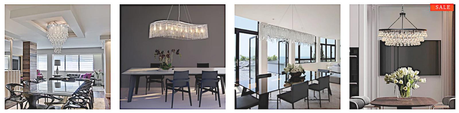 Outstanding dining room chandeliers