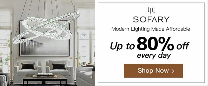 Reliable Modern lighting