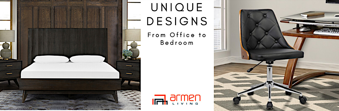 Armen Living bar stools, dining chairs, and counter stools